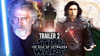 Star Wars The Rise Of Skywalker Trailer 2 HUGE News Revealed! (Star Wars Episode 9 Trailer)