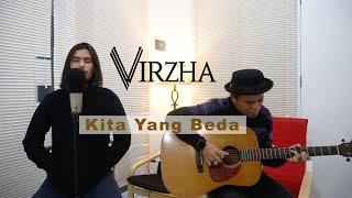 NYANYIDIRUMAH - Virzha - Kita yang beda   Akustik  #Nyanyidirumah