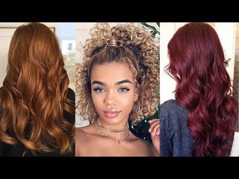 Color d cabello para mujeres morenas
