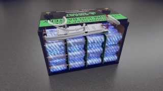 Smart Battery® 12V Lithium Battery - Drop in Replacement from Lead Acid, Gel or AGM Batteries.