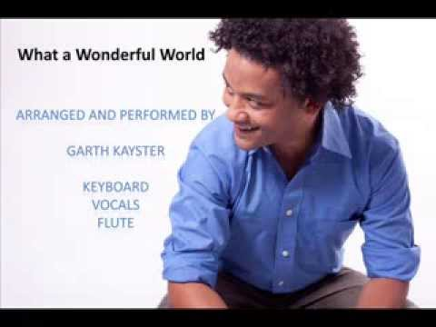 """""""What a Wonderful World"""" written by Bob Thiele (as """"George Douglas"""") and George David Weiss"""