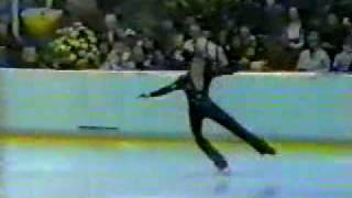 1980 Winter Olympics Long Program - Robin Cousins