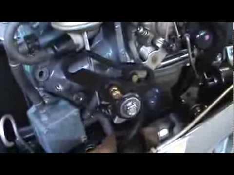 Honda 4stroke 50hp outboard carburetor rebuild  YouTube