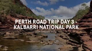 Travel Vlog : Kalbarri National Park - Perth Road Trip Day 3 | 视频博客 澳洲 伯斯 卡爾巴里國家公園