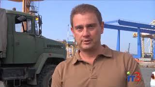 С 12 по 15 сентября на территории Черноморска проходили военные учения