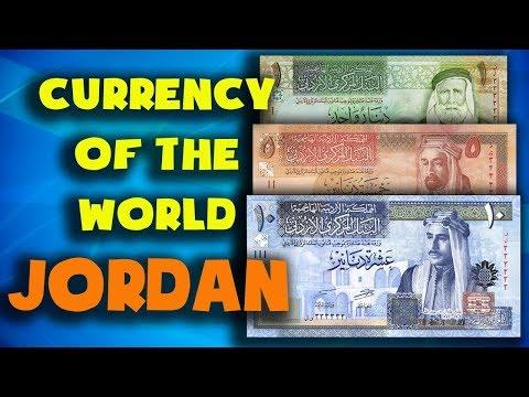 Currency Of The World -Jordan. Jordanian Dinar. Exchange Rates Jordan.Jordanian Banknotes And Coins