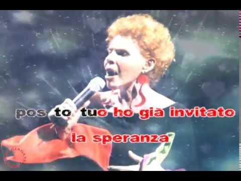 Ornella Vanoni - Tristezza (karaoke - fair use)
