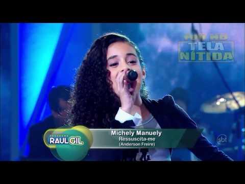 Ressuscita-me - Michely Manuely [Subtitulado al Español] [HD]