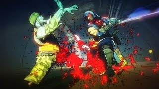 CGR Undertow - YAIBA: NINJA GAIDEN Z review for PlayStation 3