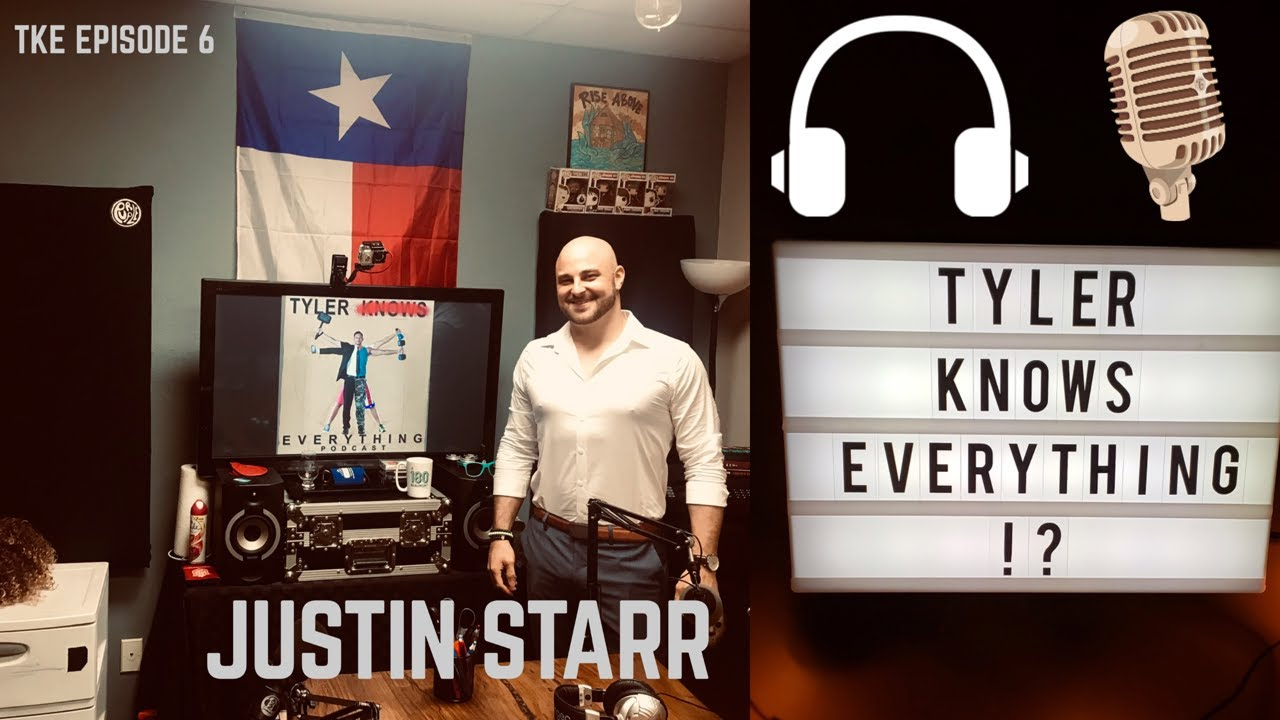 """Download Justin Starr - """"The Chef"""" Episode 6 Tyler Knows Everything Podcast"""