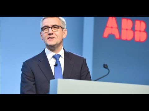 ABB's Business Plans For India : Ulrich Spiesshofer