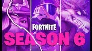 SEASON 6 BATTLE PASS, NEW TEAR 100!! (Fortnite Battle Royal Season 6)