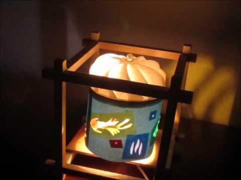 Spinning Lantern Prototype - YouTube