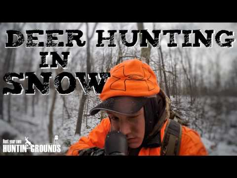 Deer Hunting In Snow In Pennsylvania  S7  #48