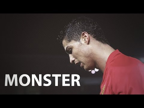 Cristiano Ronaldo • Monster • Manchester United | HD