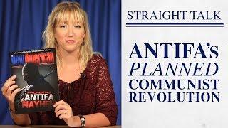 November 4: Antifa's Planned Communist Revolution