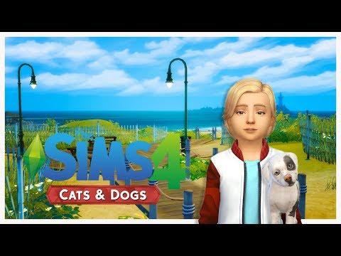 خن نلعب The Sims 4: Cats And Dogs: عائلة النخلة (الموسم الثاني): الحلقة 5: عيد ميلاد محمد
