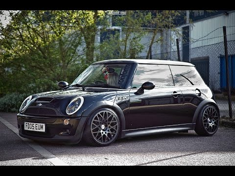 Best Mini Cooper S R53 Revving Exhaust Sound In The World