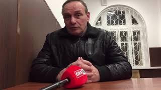 Михаил Трепашкин осудебном заседении по делу Шестуна