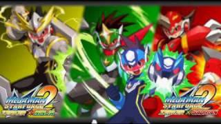 Mega Man Star Force 2 OST