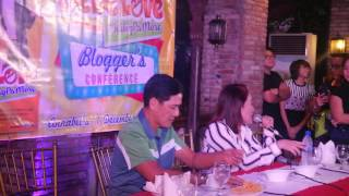 Aiai delas Alas & Vic Sotto My Bebe Love Blogcon 3