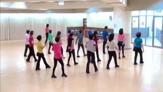 Skip The Line – Line Dance