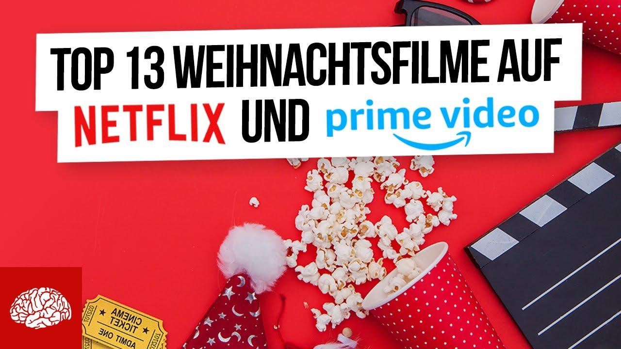 Amazon Prime Weihnachtsfilme