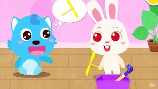 Baby Panda's Friends Play And Learn How To Be Good Baby - Educational Games For Kids