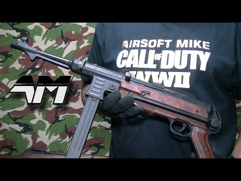 AGM MP40 / AGM MP007 / Unboxing Review / Call Of Duty WW2