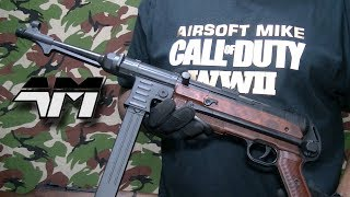 aGM Airsoft MP40 Review