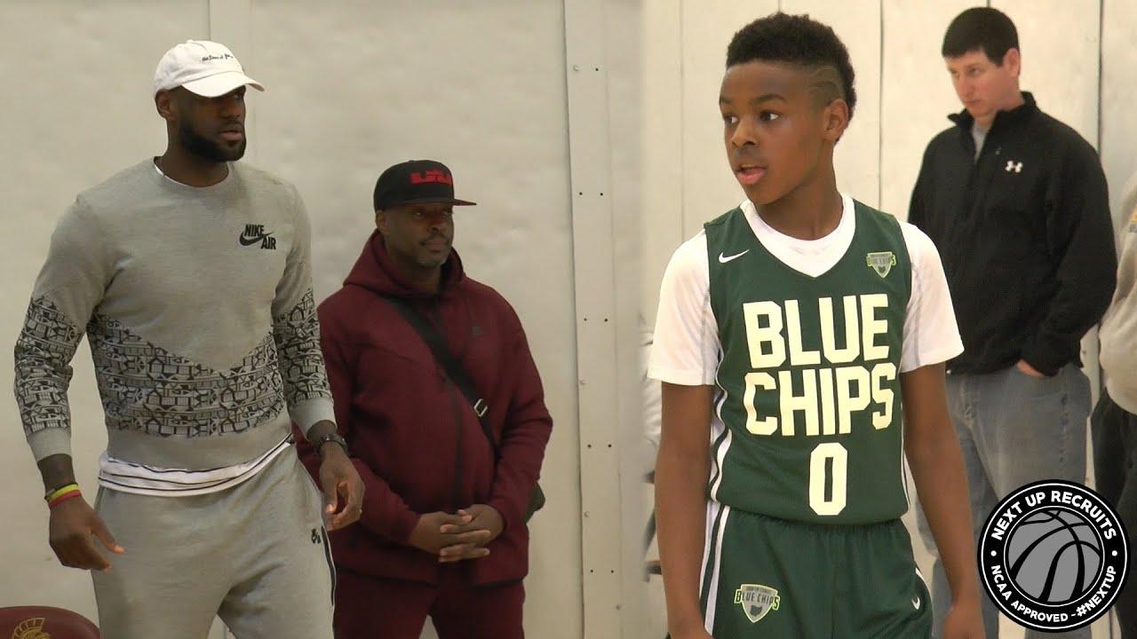 東區球隊都在等詹皇變老,卻不知人家的大兒子已經如此厲害了!(影)-Haters-黑特籃球NBA新聞影片圖片分享社區