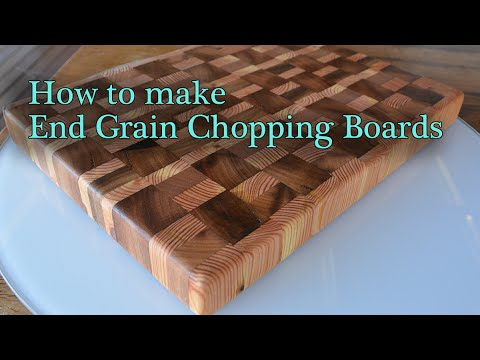 How to make end grain cutting boards chopping boards how to make end grain cutting boards chopping boards jordswoodshop urtaz Image collections