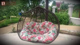 Двухместное кресло Сомбрерро, видео-обзор от 18.07.2018г