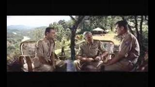 BRIDGE ON THE RIVER KWAI - 1957 Clip 5