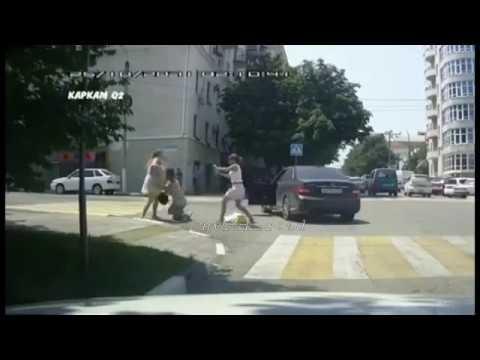 Новороссийск. Драка девушек
