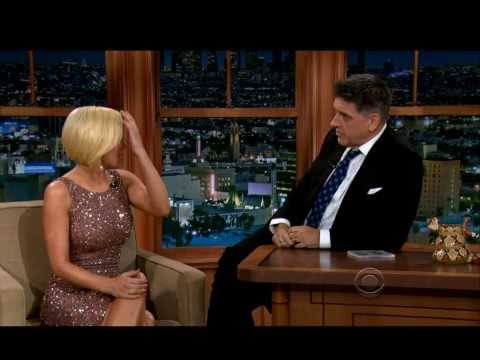 Kellie Pickler interview on Late Late Show with Craig Ferguson 11-13-13