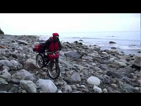 (30 min) ALASKA EXTRME BIKE E CANOTTO The Lost Coast, Yakuta