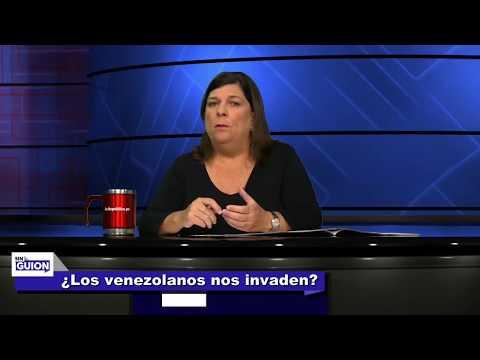 '¿Los venezolanos nos invaden?' - SIN GUION con Rosa María Palacios