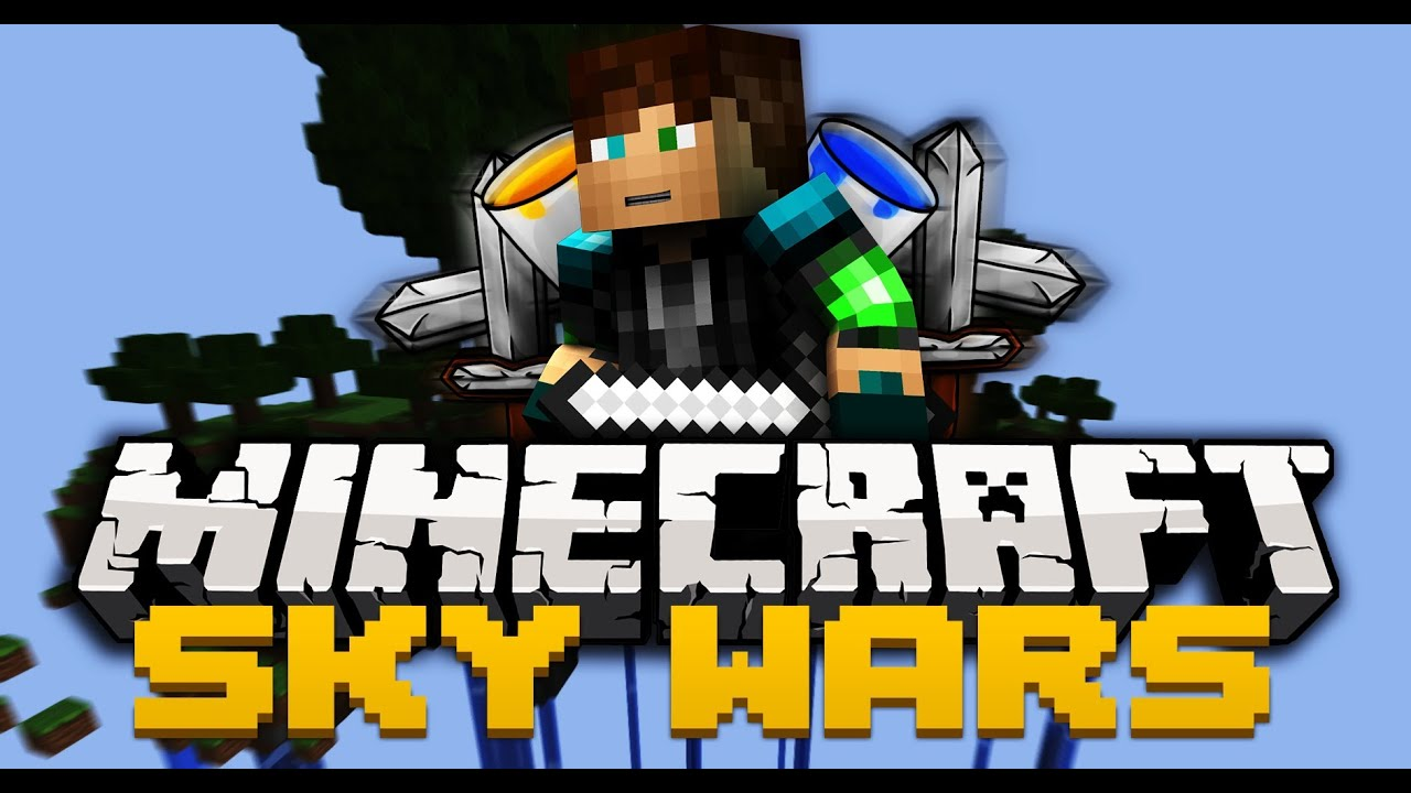 Minecraft | Sky Wars - I AM CLUELESS! - YouTube