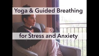 Yoga and Pranayama for De-stressing and Anxiety