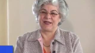 A médium Isabel Salomão de Campos (O Amor Ensinado e Vivenciado por Jesus )
