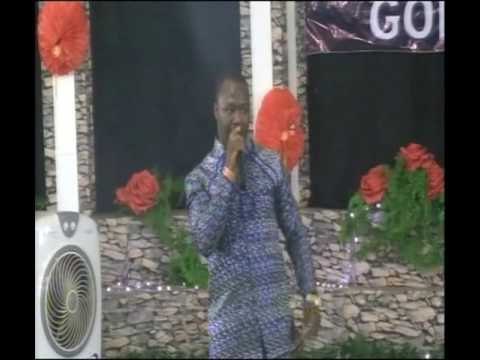 Pastor Victor Bamidele son of Apostle JOHNSON Suleman (That witch must die)