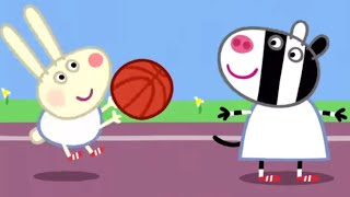 Peppa Pig Official Channel | Peppa Pig Plays Basketball