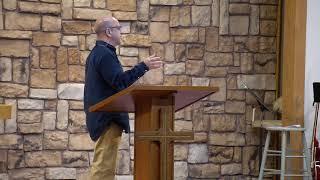 Pastor Scott Greenberg - Luke 826-40
