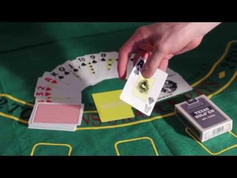 Обзор игральных карт Texas Holdem New