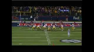 Les Miles Epic Fail - LSU vs. Ole Miss 11/21/09 (HQ)