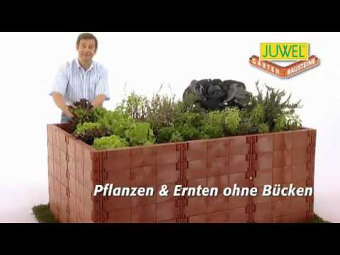 Juwel Hochbeet Hoch Beet Fruhbeet Gross Grosse 2 192 X 121 X 52 Cm