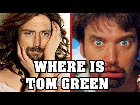 Where Are They NOW? TOM GREEN