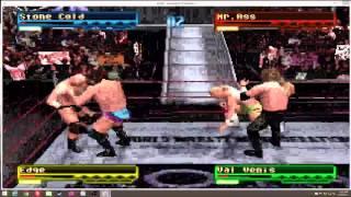 Fantasy Football Draft WWF Smackdown! Royal Rumble #2