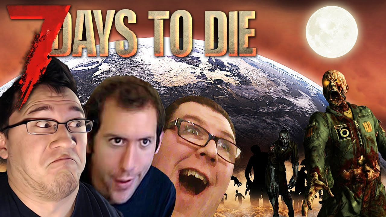 IT'S THE END OF THE WORLD!! | 7 Days to Die #26